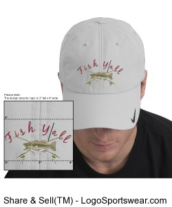 NIKE Sphere Dry Fish Y'all Cap Design Zoom
